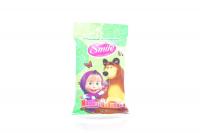 Серветки Smile вологі Ice age 15шт х52