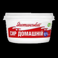 Сир Яготинський Домашній 9,5% 370г х6