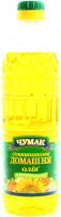Олія соняшникова Чумак Домашня нерафінована 0,5л