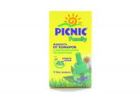 Рідина від комарів Picnic Family, 30 мл