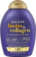 Кондиціонер для тонкого волосся Ogx Biotin & Collagen, 385 мл
