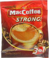 Кава MacCoffee Strong 3в1 12г