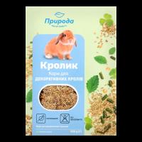 Корм Природа Кролик д/декорат. тварин 500г х6
