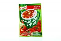 Суп Knorr Чашка супу харчо із сухарями 13,7г х30