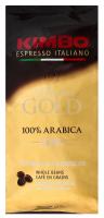 Кава Kimbo Aroma Gold в зернах пакет 1кг