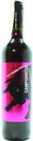 Вино Bodega Camporosso червоне напівсолодке 0.75л х6