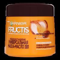 Маска для волосся Garneir Fructis Потрійне відновлення 300мл