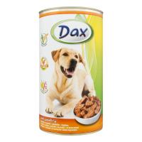 Консерва для собак DAX птиця 1240г