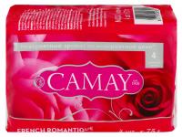 Мило Camay Французький Романтик 4*75г х12