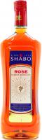 Вермут Shabo Rose Classic десертний рожевий 1л х6