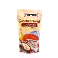 Майонез Торчин Продукт Європейський 72% 180г