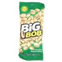 Фісташки Big Bob смажені солоні 45г