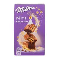 Тістечко Milka Mini Choco Bite бісквітне 117г х16