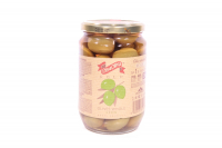 Оливки Diva Oliva Gold зелені з/к 720мл х12