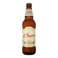 Пиво Перша Броварня Авторське світле 0.5л х6