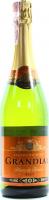 Вино ігристе Grandial Brut сухе біле 0.75л х3