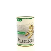 Корм Platinum для котів з м`ясом ягняти 415г х6