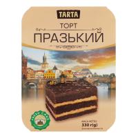 Торт Tarta Празький 0,33кг