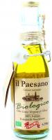 Олія оливкова Il Paesano Extra Vergine Bio нефільт.0,25л