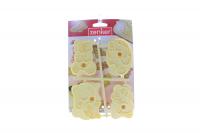 Форма Fackelmann для вирізання печива 2в1 4шт арт.43062