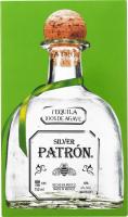 Текіла Patron Silver 40% 0,75л у подар.коробці