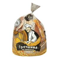 Хліб Хліб Житомира Гречаний на заквасці нарізаний 350г