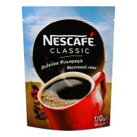 Кава Nescafe Classic розчинна 170г х12