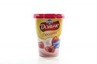 Десерт Lactel Дольче вишня 3,4% 400г х12