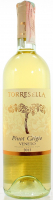 Вино Torresella Pinot Grigio сухе біле  0.75л x3