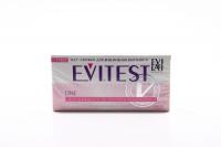Тест-смужка для визначення вагітності Evitest One, 1 шт.