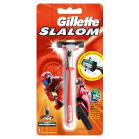 Станок Gillette Slalom для гоління зі змінною касетою х6