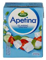 Сир Arla Apetina Classic 40% 200г х12