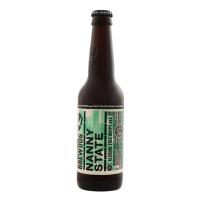 Пиво Brewdog Elvis Nanny State с/б 0.33л х24