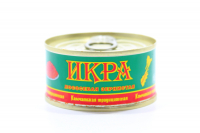 Ікра Камчатская традиц. лос.із зам.сиров.2 гатунок 120г х6