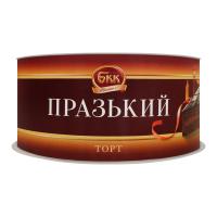 Торт БКК Празький 450г х6