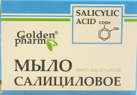 Мило Goldenpharm Саліцилове 70г