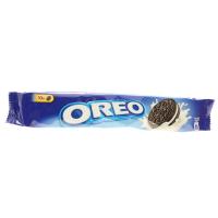 Печиво Oreo з какао та крем. нач. ванільного смаку 95г х12