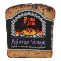 Хліб Riga Дзінтар vinoga 230г