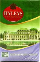 Чай Хейлис Гармонія природи зелений з м`ятою 100г х54