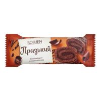 Рулет Roshen Празький зі смаком шоколаду 180г