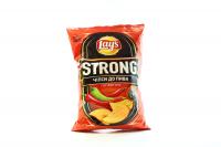 Чіпси Lays Strong гострий чилі 120г х20