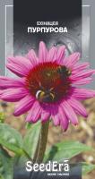 Насіння Квіти Ехінацея пурпурова багаторічна Seedera 0,5 г