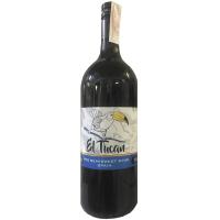 Винo El Tucan semi-sweet червоне напівсолодке 1,5л
