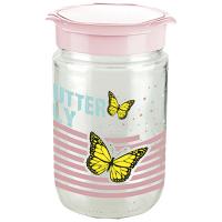 Ємність Titiz для продуктів 0,66 л скляна Elegant КС-534