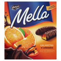 Цукерки Mella Апельсинове жиле в шоколаді 190г