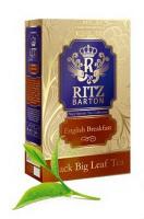 Чай Ritz Barton Ceylon Gold чорний 100г