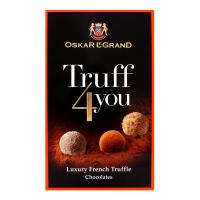 Цукерки Oskar Le Grand Truff 4you 100г x6