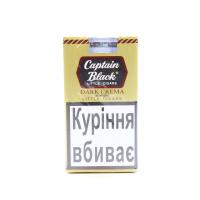 Сигари Capitan Black Dark Crema 20шт.