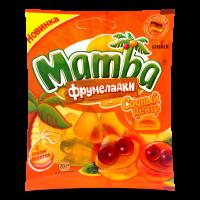 Мармелад жувальний Mamba Фрумеладки Соковитий центр 70г х14