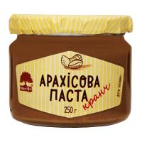 Паста арахісова Інша Їжа Кранч с/б 250г